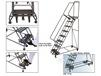 OPTIONS FOR WEIGHT - ACTUATED LADDERS