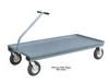 LOW PROFILE WAGON WITH CASTERS
