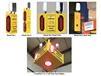 WARNING LIGHTS & DOCK DOOR MONITORS