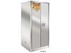 STAINLESS STEEL FLAMMABLE STORAGE CABINETS