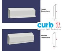 CURB IT HYGIENIC WALL PROTECTION