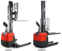 LLS LIGHT-DUTY MONO MAST SELF-PROPELLED STACKER